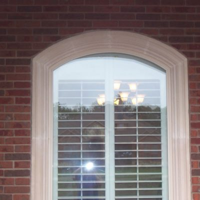 003 Custom Plantation Shutter - Dallas, TX