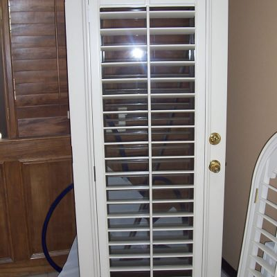 004 Custom Plantation Shutter - Dallas, TX