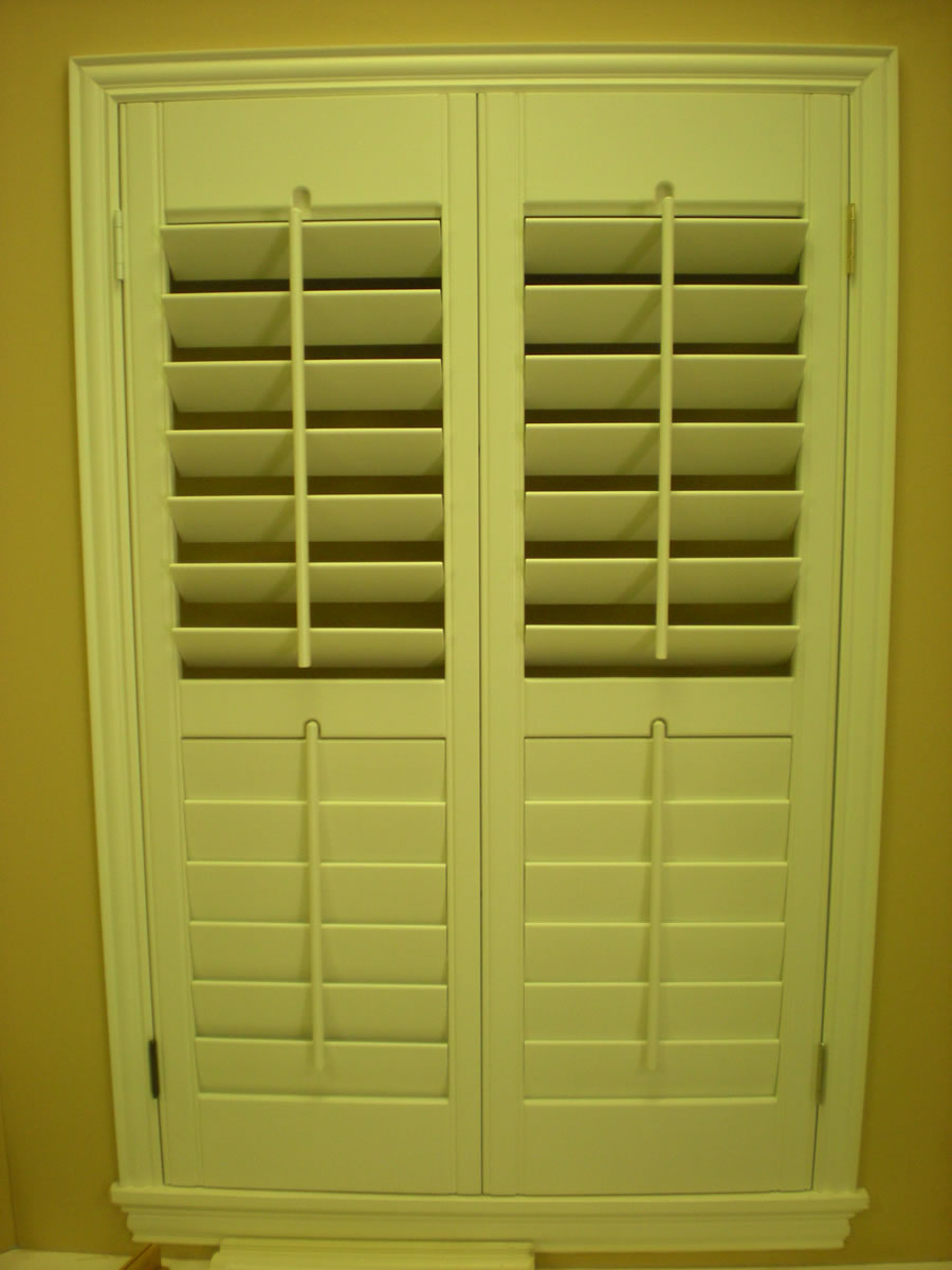 007 Custom Plantation Shutter - Dallas, TX