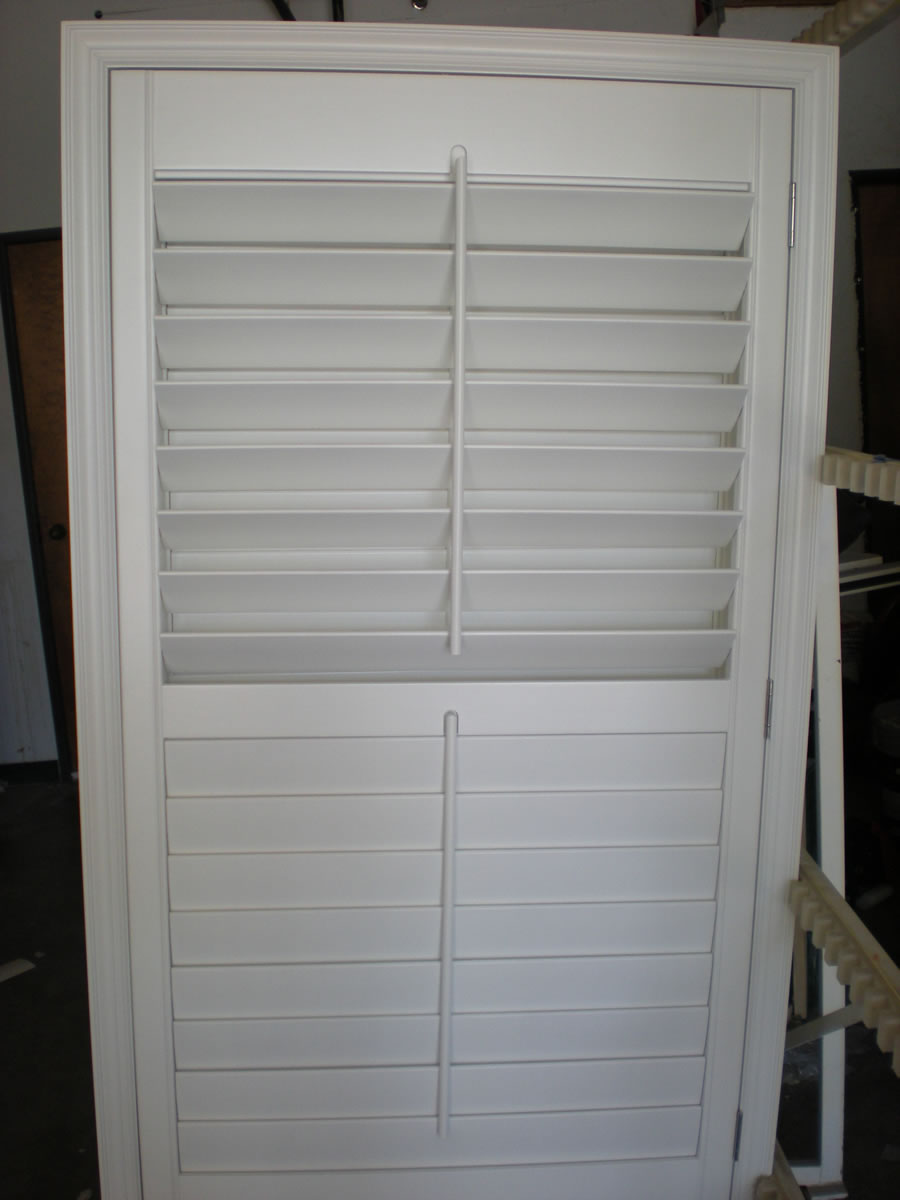 009 Custom Plantation Shutter - Dallas, TX