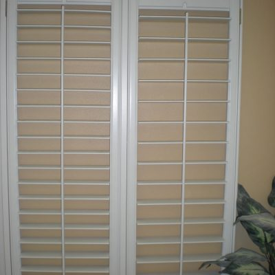 010 Custom Plantation Shutter - Dallas, TX
