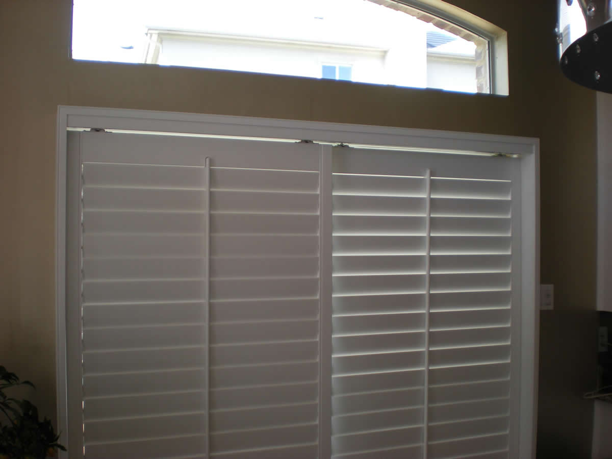 011 Custom Plantation Shutter - Dallas, TX
